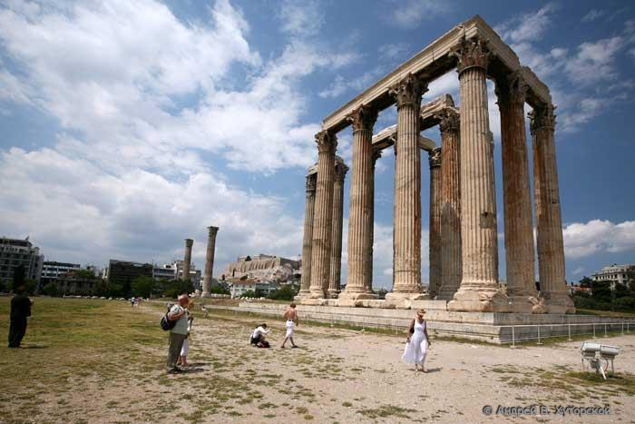 город Олимпия